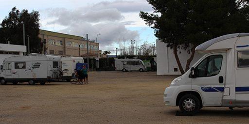 Area de caravanas huercal overa