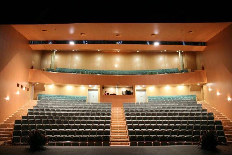 Patio de butacas teatro huercal overa