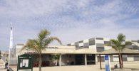 Fachada centro deportivo h2o huercal overa