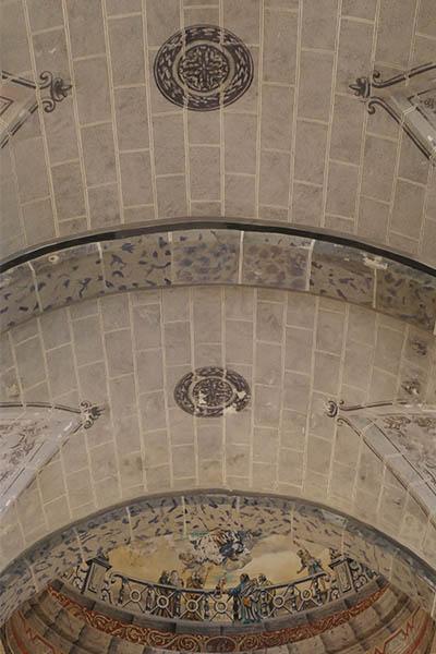 techo iglesia huercal overa